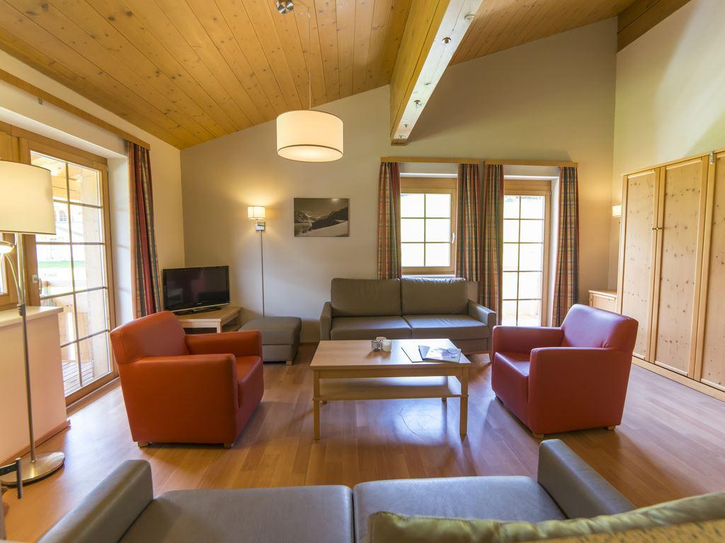 8 personen ferienwohnung komfort 8c in landal hochmontafon. Black Bedroom Furniture Sets. Home Design Ideas
